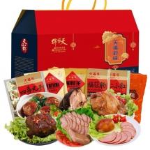 天福号熟食礼盒天福韵味1750g
