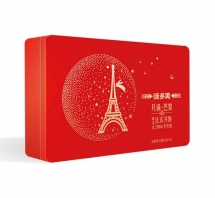 味多美法式月饼月满巴黎12粒装