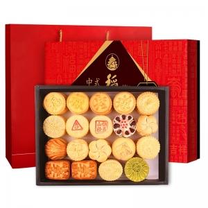 稻香村2000克糕点礼盒