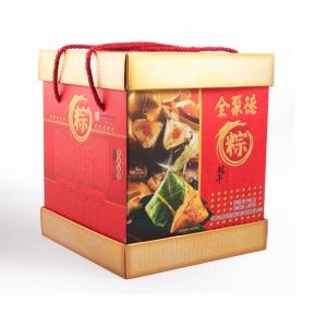 聚情 粽子礼盒1420g