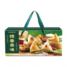 味多美 粽香美味粽子礼盒400g