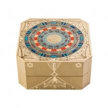 故宫双层八方盒·金阁月饼礼盒