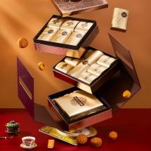 稻香村稻香御礼(时尚)月饼礼盒